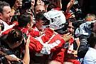 Vettel: Podium no Christmas present