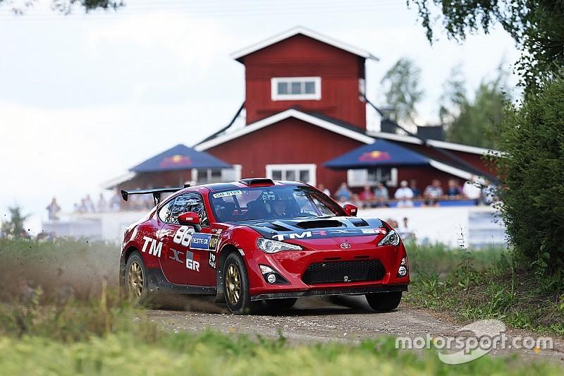 Мякинен возглавит раллийную команду Toyota