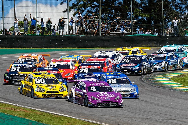Stock Car Brasil An Off-Road experience with Brazilian Stockcars - video