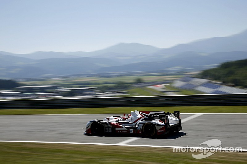 JOTA Sport prend la pole sur le Red Bull Ring