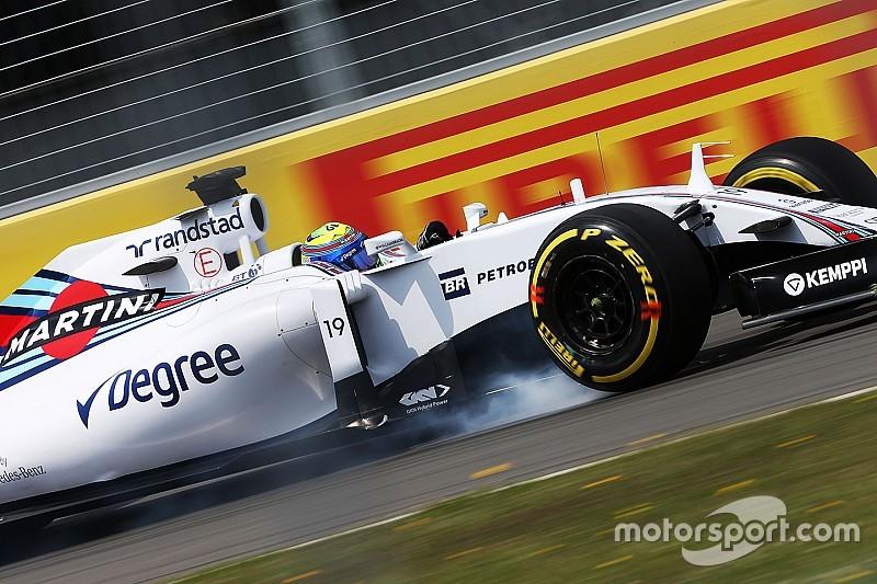 """Pirelli veut revenir à """"2 ou 3 arrêts par course"""""""