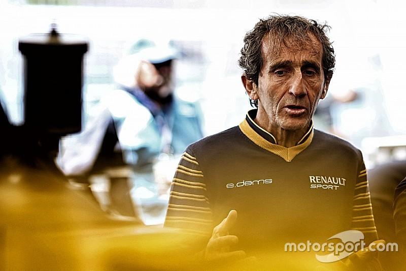 Interview vidéo - Prost sans détours sur Renault en F1, Red Bull et le marketing