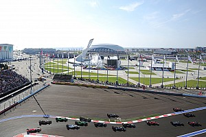 Formula 1 Breaking news Russian GP chiefs insist race under no threat