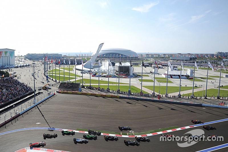 Russian GP chiefs insist race under no threat