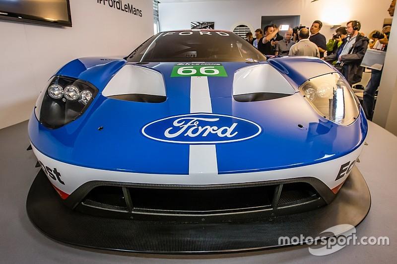"""Ford GT - """"Elle sera incroyable,"""" dit son pilote de développement"""