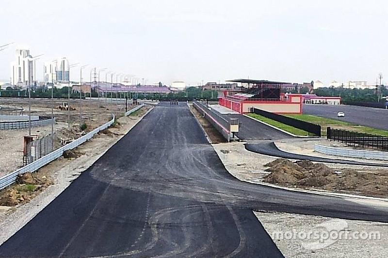 Новый автодром в Грозном будет открыт в конце лета