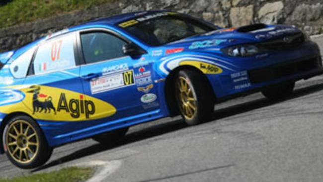 Subaru Italia sospende l'attività nei rally