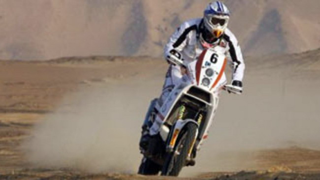 Dakar 2010: Luca Manca si è svegliato dal coma