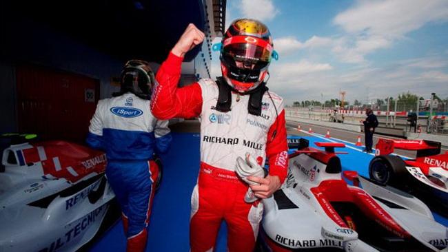 Bianchi conquista la pole a Barcellona