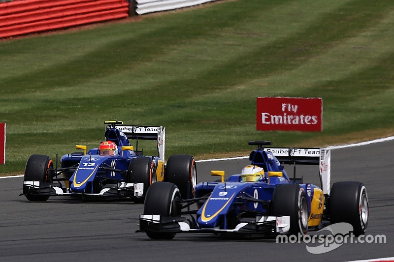 Sauber: Hot temperatures at the Hungaroring