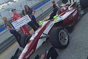 Indy Lights Ultime notizie Spencer Pigot conquista la pole position a Milwaukee