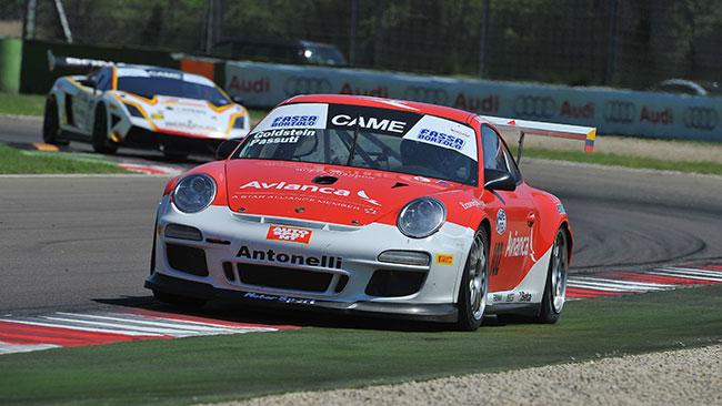 Antonelli Motorsport a caccia del successo al Mugello