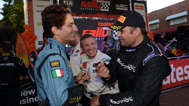 Lorenzo Bertelli apripista al Rally di RomaCapitale
