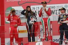 Ralf Aron domina la prima gara del weekend di Imola