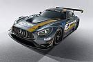La Mercedes-AMG GT3 debutterà il mese prossimo