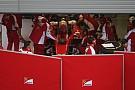 Red Bull Ring, Ore 9: Fuoco nell'abitacolo della Ferrari
