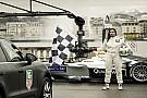 Simona De Silvestro rookie con il team Andretti!