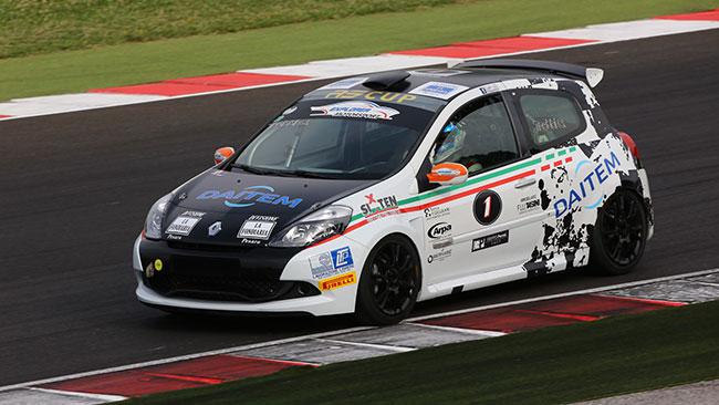 RS Cup: Giacomo Trebbi in pole position a Misano