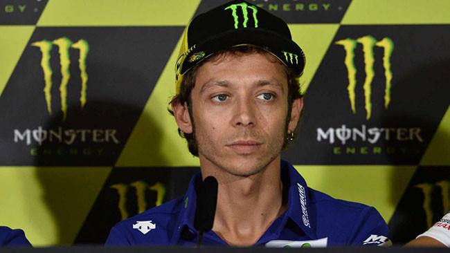 """Rossi: """"Difficile partire dalla terza fila. Il livello è alto"""""""