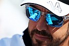 Alonso monta la quarta power unit Honda
