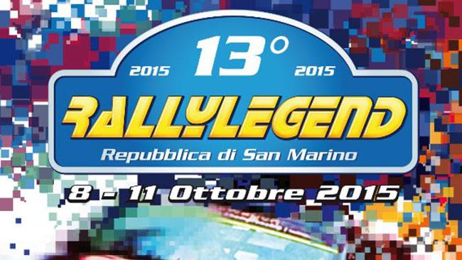 Arrivano le prime anticipazioni sul Rallylegend 2015