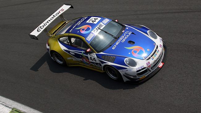 Monza, Libere 1: Porsche sugli scudi con Postiglione