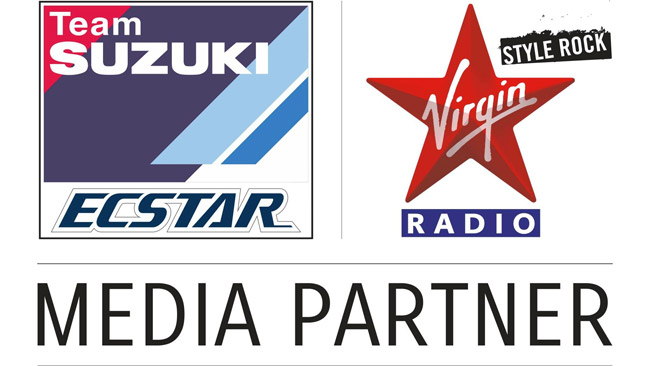 Virgin Radio nuovo partner del Team Suzuki Ecstar