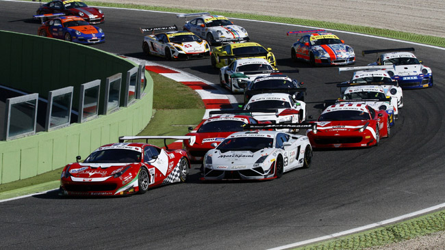 39 vetture iscritte al primo round del Tricolore GT