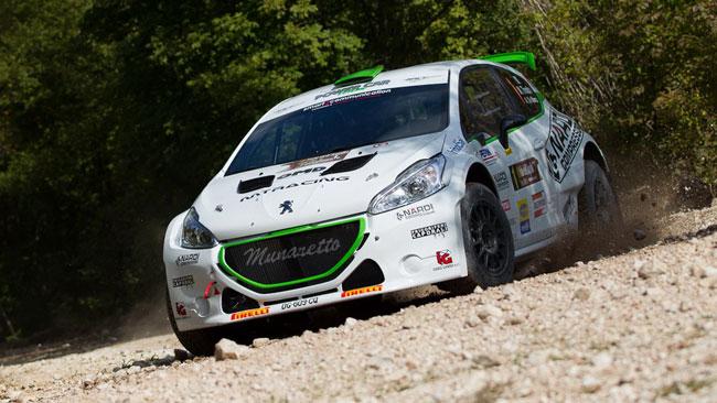 Power Car Team e Mauro Trentin insieme nel 2015