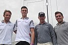 Andrea Amici è la novità 2015 di Audi Sport Italia