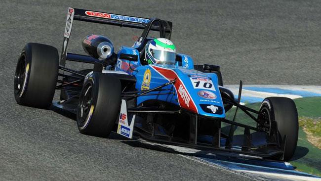 L'israeliano Yarin Stern in pole in gara 1 a Jerez