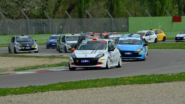Nel weekend scatta la RS Cup ad Imola