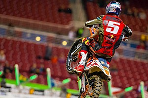 Supercross Ultime notizie Sesto centro stagionale di Ryan Dungey a St. Louis