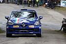 La prima con le Clio R3T è di Andolfi al Ciocco