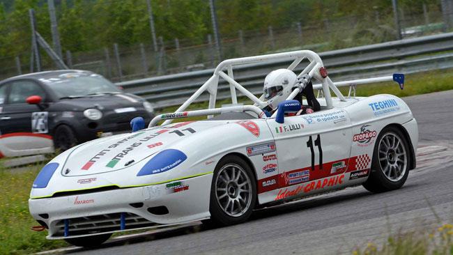 L'Autodromo dell'Umbria premia i suoi campioni