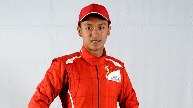 Il cinese Zhou approda nel Tricolore con la Prema