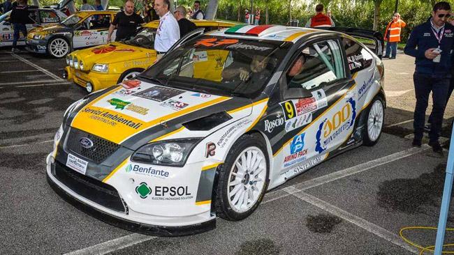 IRCup: la RP Motorsport schiera Tonino di Cosimo