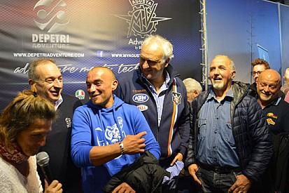 """Tanti """"dakariani"""" italiani ieri al Motor Bike Expo"""