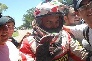 Moto Rally Raid Ultime notizie Casuccio: