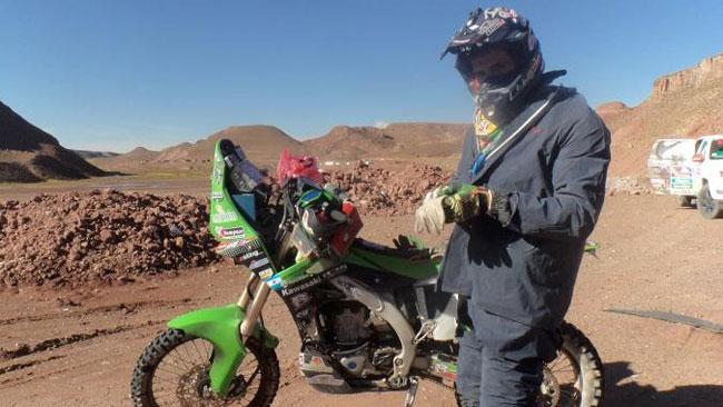 Dakar: da -10 a 30 gradi, che sbalzo per i motociclisti!
