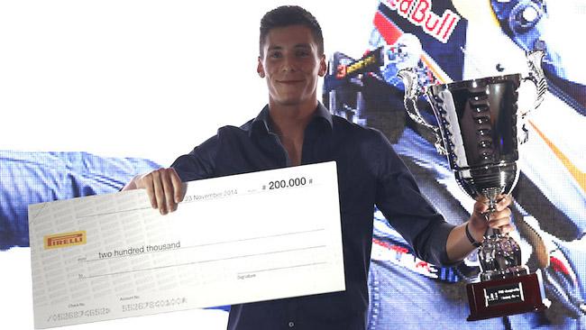 La Pirelli supporta il passaggio in GP2 di Alex Lynn