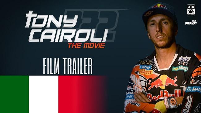 """""""Tony Cairoli The Movie"""" arriva negli UCI Cinemas"""