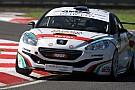 Primo podio assoluto per la Peugeot RCZ-R
