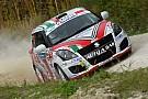 Il Suzuki Rally Trophy è di Tassone e Michi