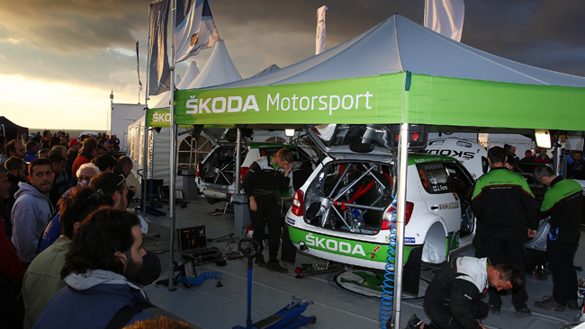 In Bohemia debutta il prototipo della nuova Škoda R5