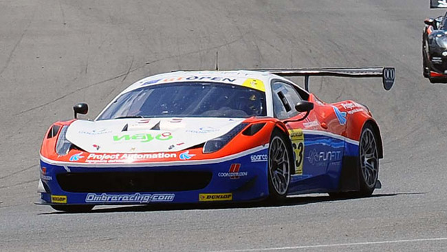Weekend amaro per Ombra Racing a Jerez