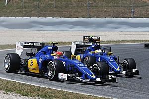 F1 Noticias de última hora Nasr y Ericsson seguirán con Sauber en 2016