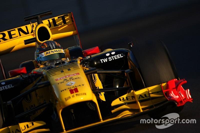 Renault se aproxima de decisão sobre futuro na Fórmula 1