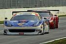 EuroGTSprint Cordoni al via a Monza con la Ferrari della Ombra