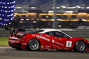 Gulf 12 Hours, Libere 2: svetta la Ferrari-Kessel